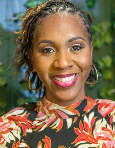 Tanisia Moore alternate publicity photo